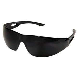 Edge Tactical Eyewear Dragon Fire Matte Black (frame) / G-15 Anti-Fog (lens)