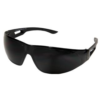 Edge Tactical Eyewear Dragon Fire Matte Black (frame) / G-15 Anti-Fog (lens)