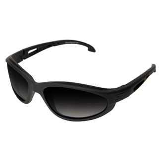 Edge Tactical Eyewear Falcon Matte Black (frame) / Polarized Gradient Smoke (lens)