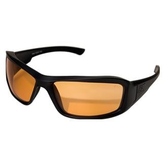 Edge Tactical Eyewear Hamel Matte Black (frame) / Tiger's Eye Vapor Shield (lens)