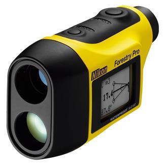 Nikon Forestry Pro Laser Rangefinder / Hypsometer Yellow / Black