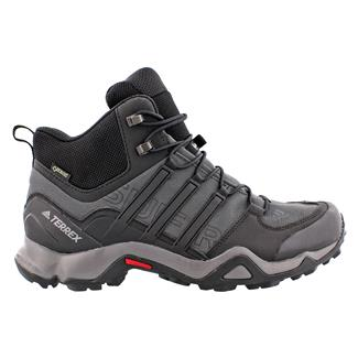 Adidas Terrex Swift R Mid GTX Dark Gray / Black / Granite