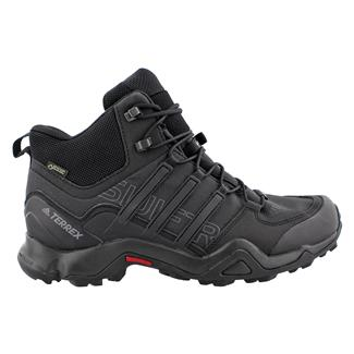 Adidas Terrex Swift R Mid GTX Black / Black / Dark Gray