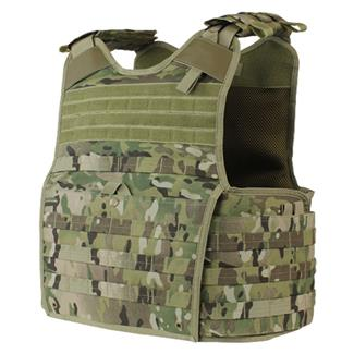 Condor Enforcer Releasable Plate Carrier MultiCam