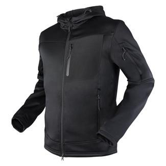 Condor Cirrus Technical Fleece Jacket Black