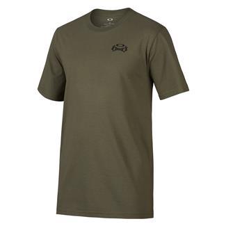 Oakley Brotherhood Skull T-Shirt Dark Brush