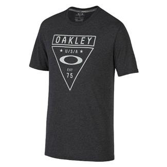 Oakley O-Badged T-Shirt Blackout Lt Htr