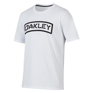 Oakley O-Tab T-Shirt White