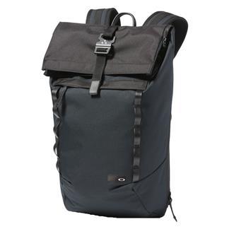 Oakley Voyage 23L Roll-Top Backpack Blackout