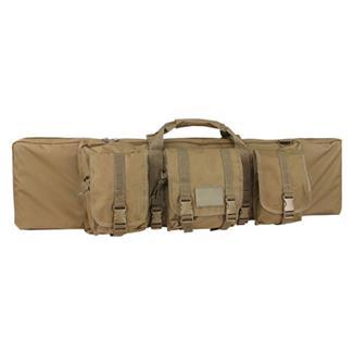 """Condor 42"""" Single Rifle Case Coyote Brown"""