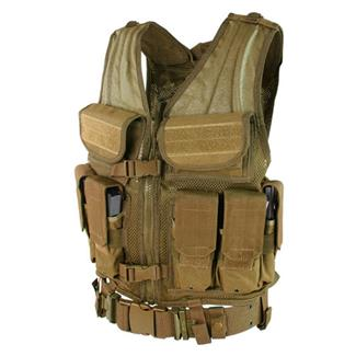 Condor ETV Elite Tactical Vest Coyote Brown