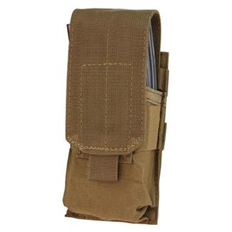 Condor Single M4 Mag Pouch Coyote Brown