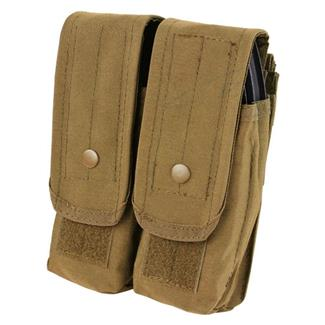 Condor Double AR / AK Mag Pouch Coyote Brown