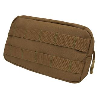 Condor Double Utility Pouch Coyote Brown