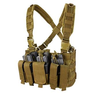 Condor MCR5 Recon Chest Rig Coyote Brown