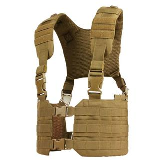 Condor MCR7 Ronin Chest Rig Coyote Brown