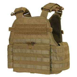 Condor MOPC Modular Operator Plate Carrier Coyote Brown