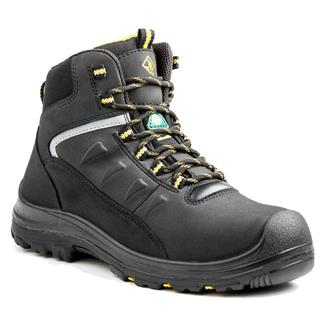 "Terra 6"" Findlay CT WP Black"