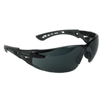 Bolle Rush Plus Black / Gray (frame) - Smoke (lens)