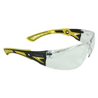 Bolle Rush Plus Yellow / Black (frame) - Clear (lens)