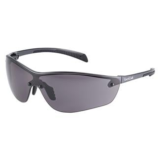 Bolle Silium Plus Dark Gunmetal / Black (frame) - Smoke (lens)