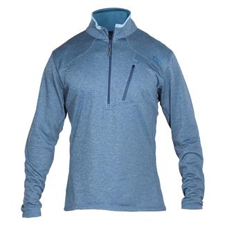 5.11 RECON Half Zip Long Sleeve Shirt Regatta