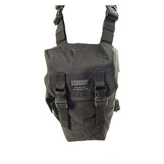 Blackhawk Omega Elite Gas Mask Pouch Black