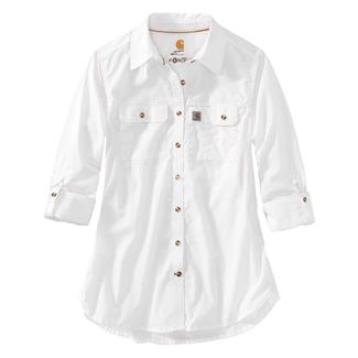 Carhartt Force Ridgefield Shirt White