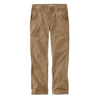 Carhartt Rugged Flex Rigby Dungaree Dark Khaki