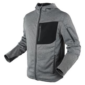 Condor Cirrus Technical Fleece Jacket Heather Gray