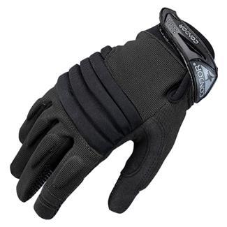Condor Stryker Padded Knuckle Gloves Black
