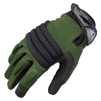 Condor Stryker Padded Knuckle Gloves Sage