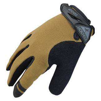 Condor Shooter Gloves Tan