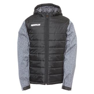 CAT Atomic Reflective Jacket Black