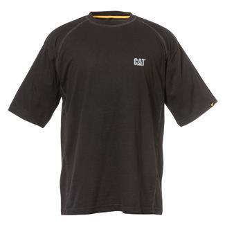 CAT Performance T-Shirt Black