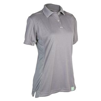 TRU-SPEC 24-7 Series Dri-Release Polo Steel Gray
