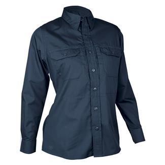 TRU-SPEC 24-7 Series Long Sleeve Dress Shirt Navy