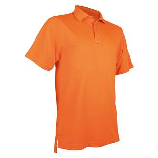 TRU-SPEC 24-7 Series Short Sleeve Performance Polo Hi-Viz Orange