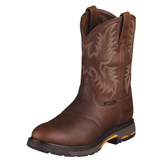 "Ariat 10"" Workhog Pull-On Dark Copper"