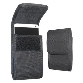Gould & Goodrich Nylon Smart Phone Holder Black