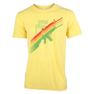 TG PewPew T-shirt Yellow Gold