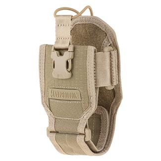 Maxpedition AGR Radio Pouch Tan