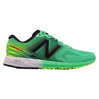 New Balance 1400v5 Vivid Jade / Deep Jade / Bright Cherry