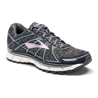 Brooks Adrenaline GTS 17 Metallic Charcoal / Black / Rose Gold