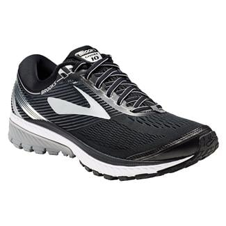 Brooks Ghost 10 Black / Silver / Ebony