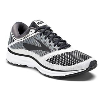 Brooks Revel White / Anthracite Black / Black