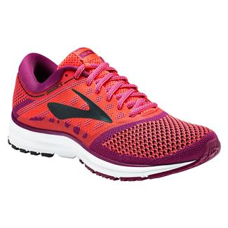 Brooks Revel Diva Pink / Plum Caspia / Black