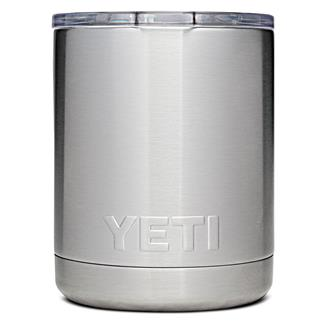YETI Rambler 10 oz. Lowball with Lid Stainless