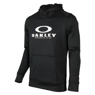 Oakley 360 Pullover Fleece Hoodie Blackout