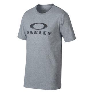 Oakley 50-50 Stealth II T-Shirt Athletic Heather Gray